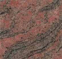 Multi Color Red Granite Slabs & Tiles