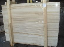 Timber White Onyx Slabs & Tiles