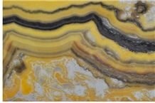 Alabaster Wenge Onyx Tiles & Slabs, Yellow Onyx Floor Tiles, Wall Tiles