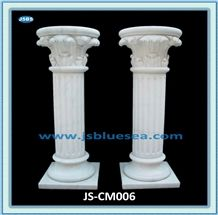 Natural Stone Porch Columns Design Natural Marble Columns