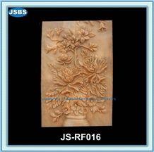 Handmade Stone Relief