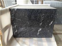 River Black Via Lactea Floor Granite Slabs & Tiles