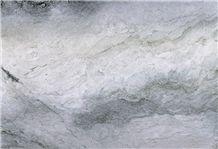 Sea Pearl Quartzite Slabs, Brazil White Quartzite