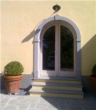 Pietra Serena Door Surrounding Mould