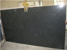 Ash Black Granite with Blue Galaxy Star Veins Slabs High Polished Tiles, Wall Cladding,Garden Floor Covering Pattern,Exterior Walling Tile