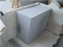 G603 Bianco Sardo Silver Grey Granite Honed Tiles,Sesame White Granite,Crystal Grey Granite,Light Grey Granite,Granito Gris Flooring Tile