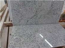New River White China Granite Tiles Slab Cut to Size Wall Cladding,Floor Covering,Exterior Walling Pattern Tile