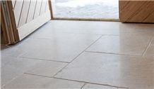 Pierre De Caen Antique Floor Tiles, French Pattern