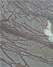 Amazon Green Soapstone Tiles & Slabs, Green Iron Soapstone
