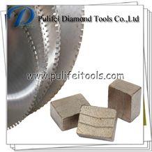 Fast Cutting Granite Segment Diamond Segment for Granite Block Cutting / Granite Diamond Segment Tools