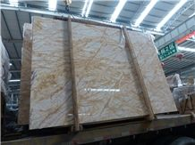 Spider Onyx Slabs & Tiles, China Yellow Onyx