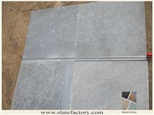 China Grey Slate Slabs & Tiles