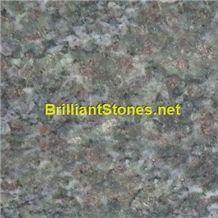 Purple Spot Rose Granite, China Blue Granite
