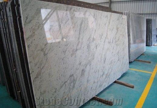 Royal Jade Sri Lanka White Granite Slabs Tiles Andromeda