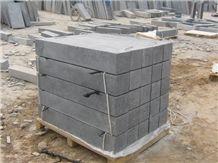 China Blue Limestone Fence