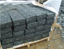 G612 Zhangpu Black Basalt Wall Panel Stone