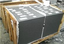Sichuan Black Sandstone Slabs & Tiles