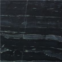 Ink Jade Marble Slabs & Tiles, China Black Marble