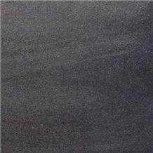 Sichuan Black Sandstone Slabs & Tiles, China Black Sandstone