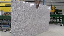 Blanco Amanecer Granite Slabs, Blanco Amanecer