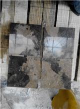 Coffee Brown Golden Beach Limestone Tiles