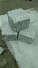 G341 Antique Cube Stone,Tumbled Cobble Stone