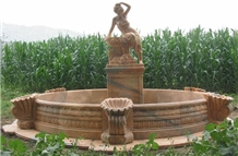 Marble Carving Fountain, Stone Carving Fountain,