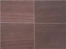 Purple Wooden Sandstone Tile