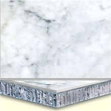 Welest Statuario White Composit Marble Tile,Honeycomb Marble Panel,Cmh006