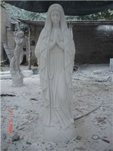 Wellest Iconology Sculpture & Statue, Handcarved Fairy Sculpture,Natural Stone Carving,Sis008
