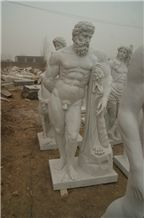 Wellest Iconology Sculpture & Statue, Handcarved Sculpture,Natural Stone Carving,Sis011