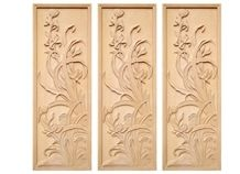 Wellest Yellow Sandstone Carved Relief, Flower Embossment, Stone Etching,Decorative Artifacts&Handcrafts,Bc007