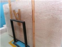 Chinese Rose Cream Marble from Xiamen for Sale Slabs & Tiles