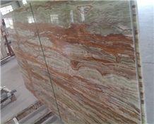 Green Onyx Home Decor Slabs & Tiles