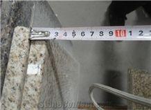 Navajo White Granite Bathroom Countertop,Vanity Top,Navajo White Granite Vanity Tops