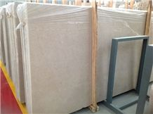 Empress Beige Slabs & Tiles, Turkey Beige Marble