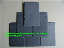 China Black Slate Roof Tile,Roofing Tiles