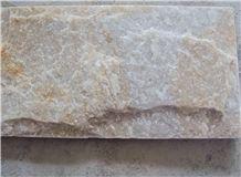 Beige Granite Mushroom Stone