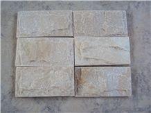 Beige Slate Mushroom Stone