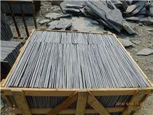 Black Slate Slabs & Tiles