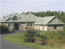 China Green Slate Cultured Stone