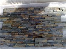 China Muticolor Slate Culture Stone