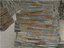 China Rusty Culture Stone,Stacked Stone Veneer