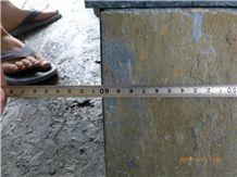 China Rusty Slate Slabs & Tiles