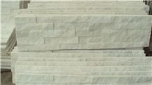 China White Quartzite Cultured Stone