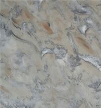 Ice Flower Jade Marble Slabs & Tiles, China Red Marble