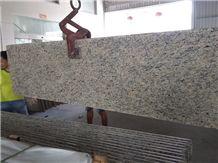 Brazilian Granite Santa Cecilia ,Topazic Imperial Countertops for Kitchen