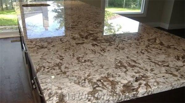 Bianco Antico Granite Countertops Kitchen