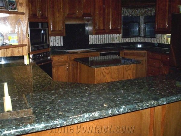 Brazil Butterfly Green Granite Countertops Butterfly Verde