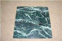 China Green Marble Composite,Laminated Tiles